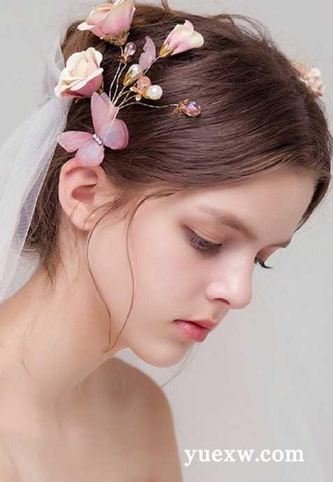 新娘发型详细步骤_新娘盘头步骤 新娘发型详细步骤图解 - 三奇网